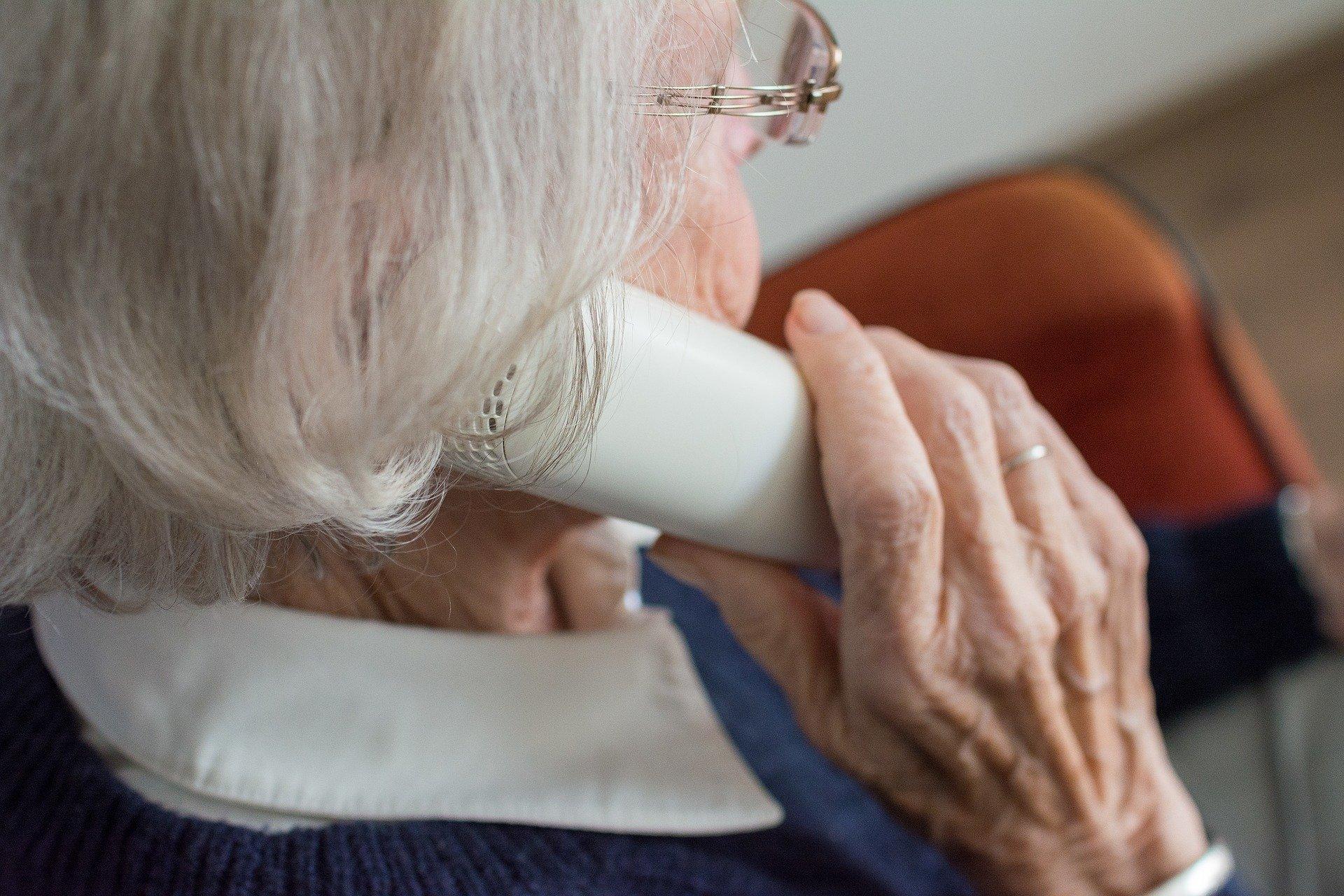 Pflege für Alten